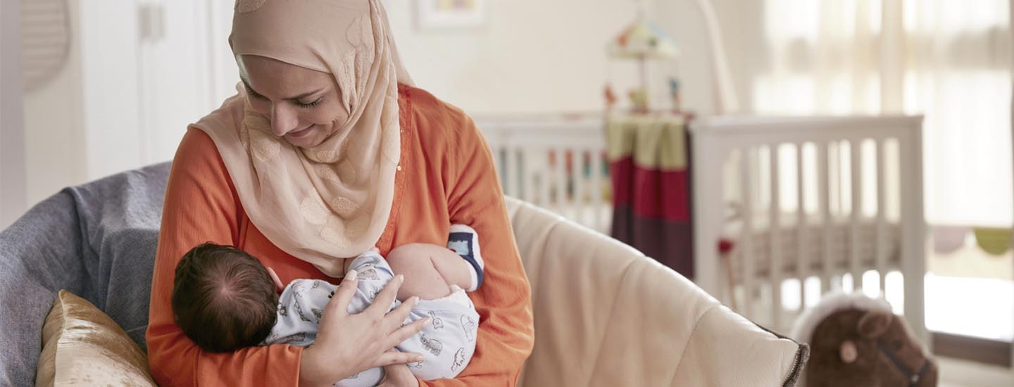 How do I express and store breast milk?
