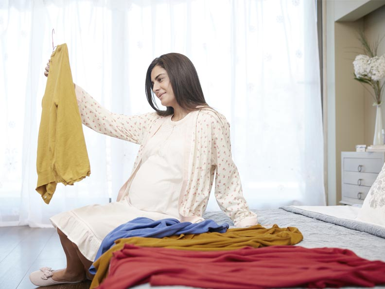 Dressing your bump