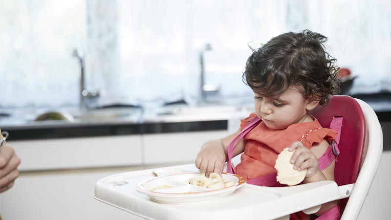 Practical information and tips for mealtimes