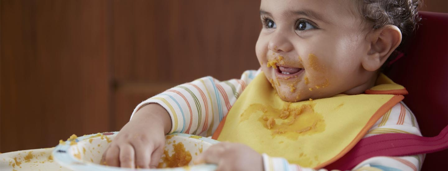When to start weaning